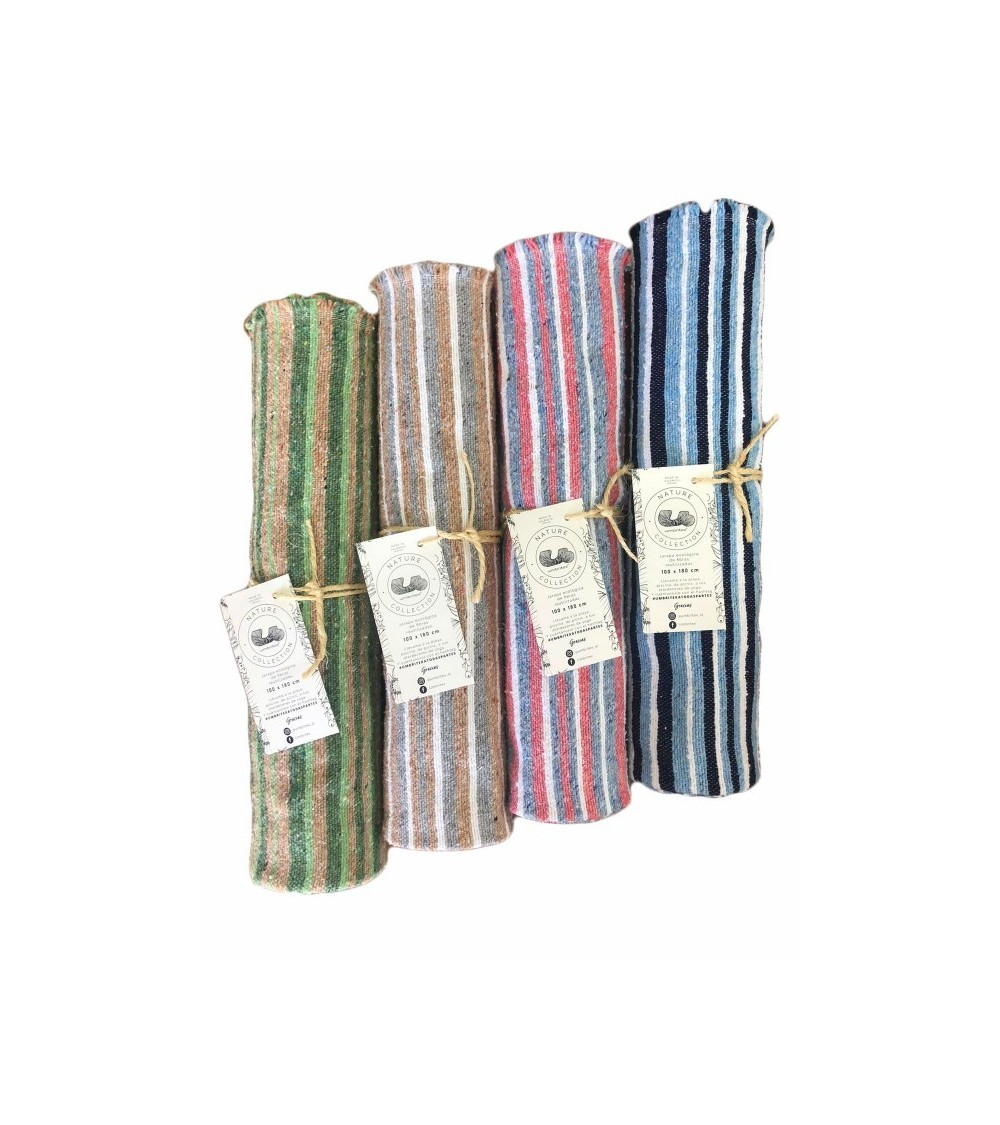 Jarapa fibras reutilizadas 100x180cm