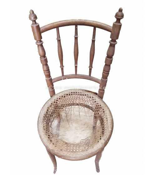 Reparación de sillas y mecedoras de rejilla