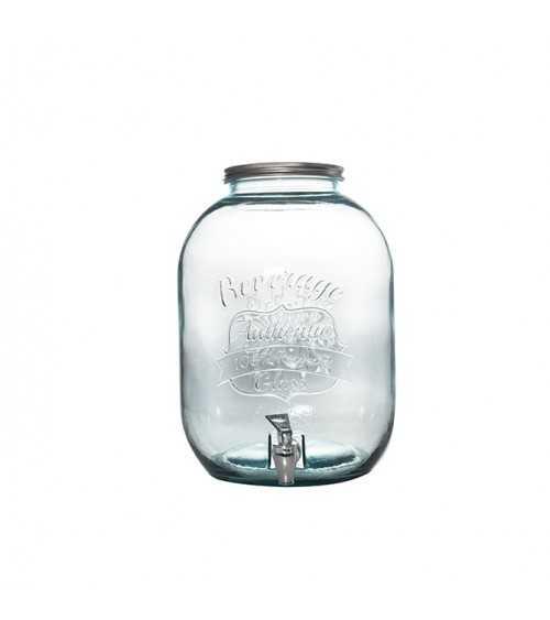 Dispensador de bebidas de cristal 12,5litros Varadero