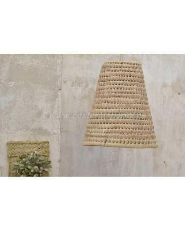 Macetero de pared en esparto Lipari